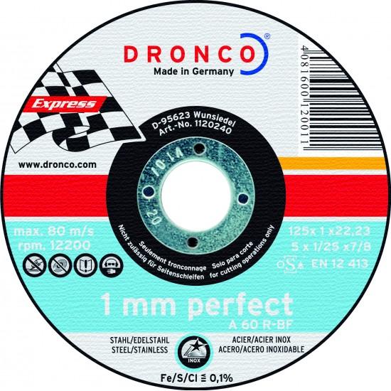 "4 1/2""  x 1mm EXTRA THIN METAL CUTTING DISC"